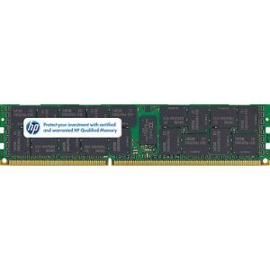 Оперативная память HP 647893-B21  4GB (1x4GB) 1Rx4 PC3L-10600R-9 Low Voltage Registered DIMM for DL160/360e/360p/380e/380p/560 Gen8, ML350e/350p Gen8, BL420c/460c, SL230s/250s