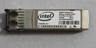 Трансивер Intel AFBR-703SDZ-IN2 10 Gbit 850nm