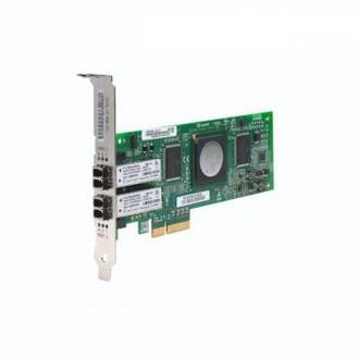 Контроллер Qlogic 4Gb FC Dual-Port PCIe HBA (39R6527)