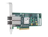 Контроллер HP FCA 82B 8Gb Dual Port FC HBA PCI-E for Win,Linux(LC connector), incl.h/h&f/h.brckts(analog AP770A)