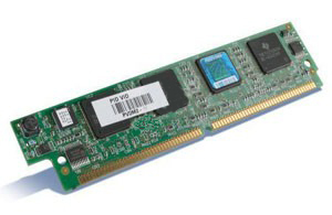 Модуль Cisco 64-channel high-density voice and video DSP module Spare (PVDM3-64)