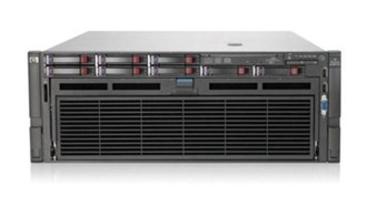 Сервер Proliant DL580R07 E7-4850 10-core 4P SAS (4x2,0(24mb)/16x8GbR2D(8xE7 memory boards)/no SFFHDD(8)/P410iwFBWC(1Gb/RAID5/5+0/1+0/1/0)/4xGigN IC/DVD/4xRPS1200Plat/iLo3 with ICE) (643064-421)
