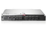 Коммутатор HP BladeSystem cClass 8Gb Virtual Connect Fibre Channel Module (8 external SFP slots, incl 2x8Gb LC SW SFP) req. VC Eth Mod in Enclosure (466482-B21)