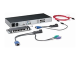Коммутатор HP Server console switch 0x2x16 KVM (UTP connection) (instead of 336045-B21) (AF617A)
