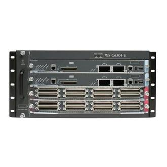 Коммутатор  Cisco VS-C6504E-S720-10G