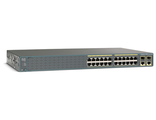 Коммутатор Cisco WS-C2960-24PC-S