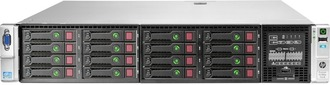 Сервер HP Proliant DL380p Gen8 E5-2609v2 Rack(2U)/1xXeon4C 2.5GHz(10MB)/1x8GbR1D_12800(LV)/P420i(512FBWC/RAID0/1/1+0/5/5+0/6/6+0)/2x300Gb10k HDD(8/16up)SFF/DVD-RW/iLO4std/4x1GbFlexLOM/ BBRK&CMA/1xRPS460HE(2up) (733645-425)